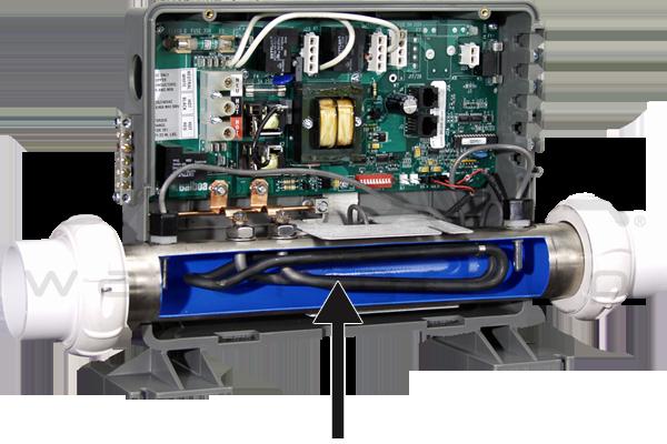 Balboa Water Group Titanium Heater
